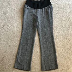 Liz Lange Maternity Dress Pants 4